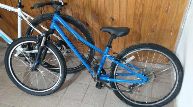 Bicicletas robadas II