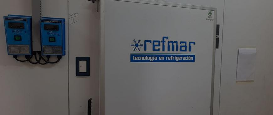 Cámaras de refrigeracion para vacunas contra covid-19