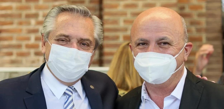 Russo y Fernández  - Credito.Olé