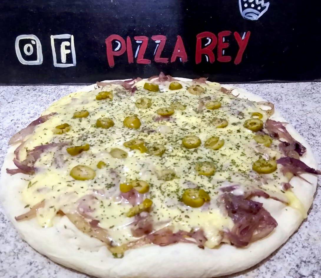 Pizza Rey