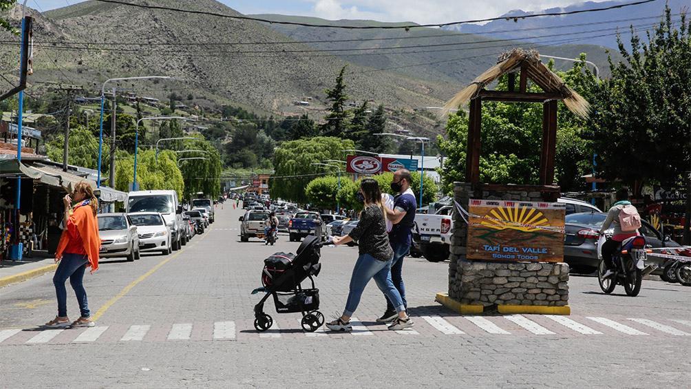 Tafi del Valle Finde Largo Telam
